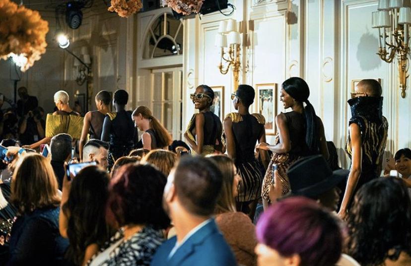 Quiteria showcases solo in Paris