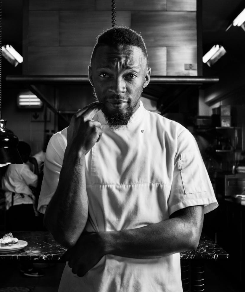 Meet The head Chef Creating Magic at Ngala