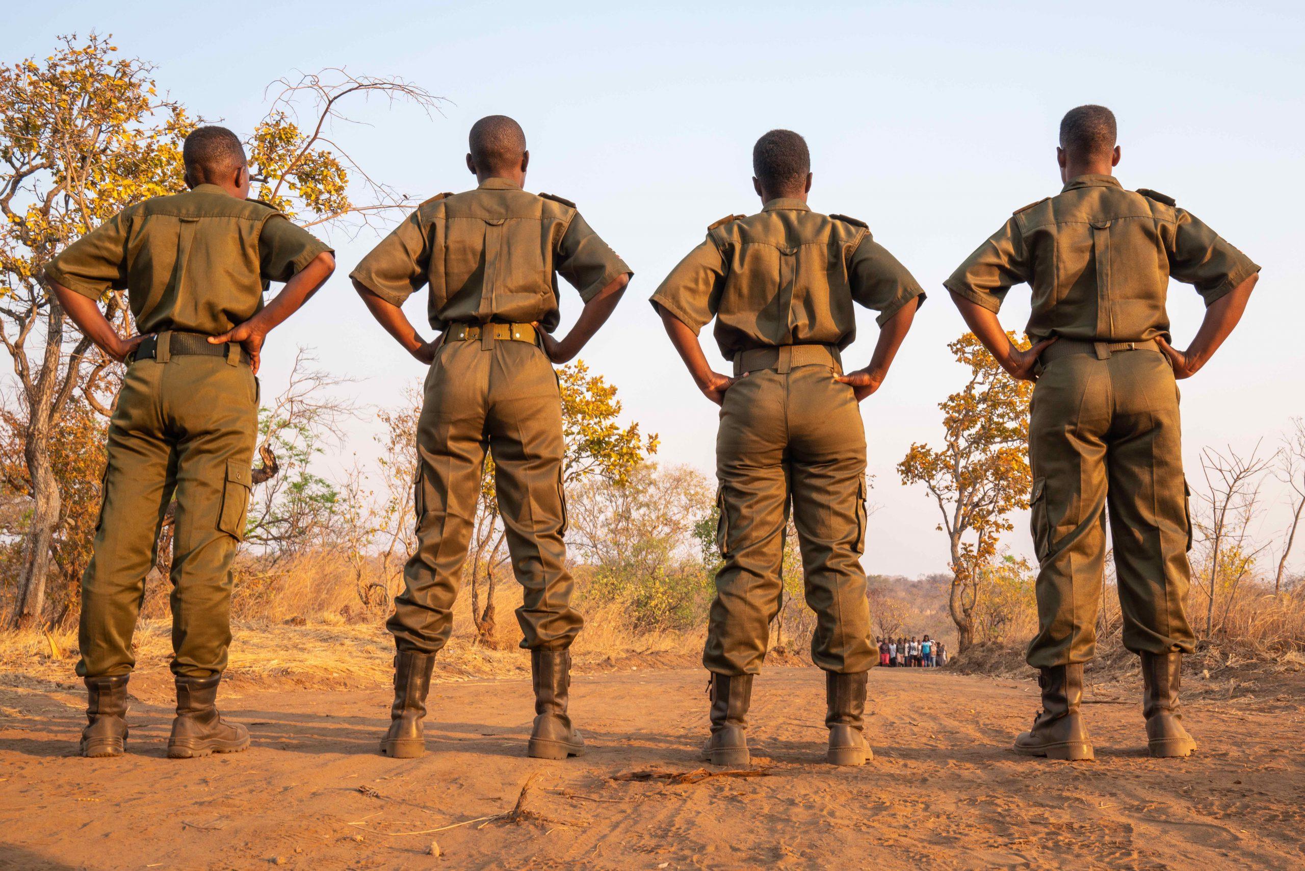 Akashinga, The Brave Ones Premieres on World Elephant Day
