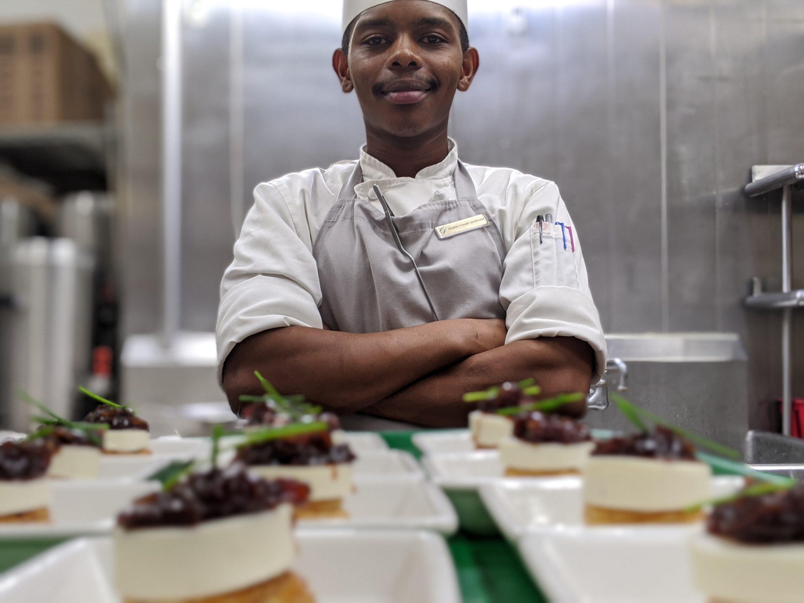 Chef Thabo Jerrams – Braai Goes Michelin