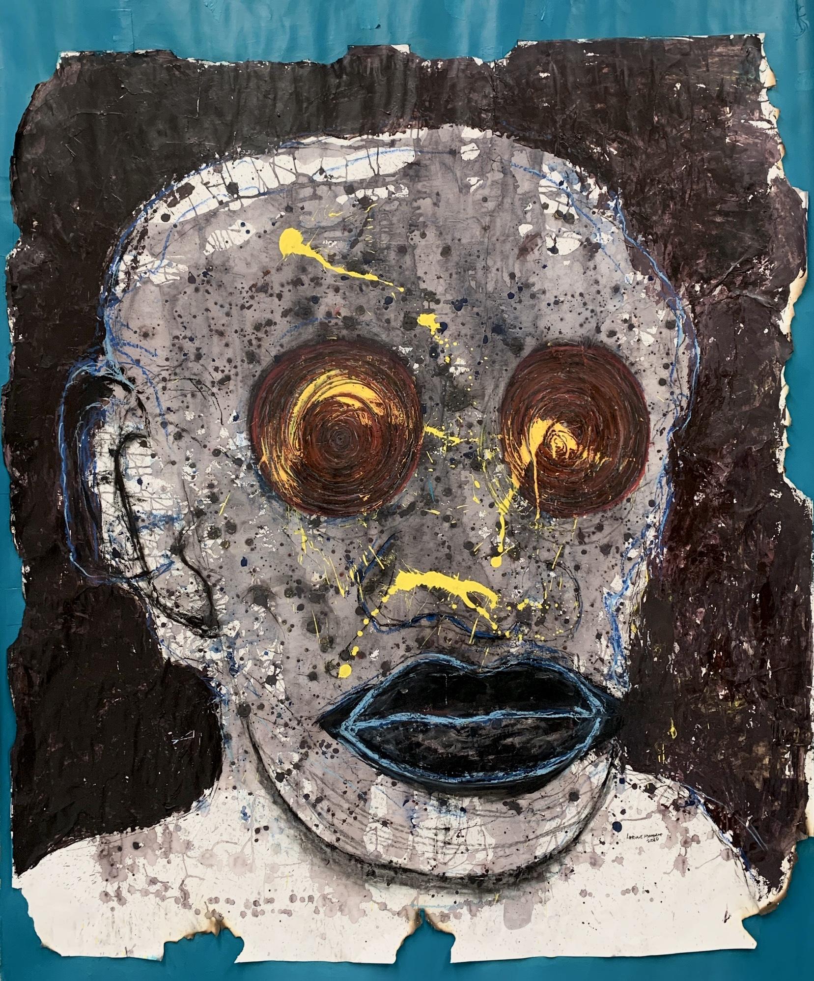 Lindani Nyandeni Exhibits at KZNSA Art Gallery