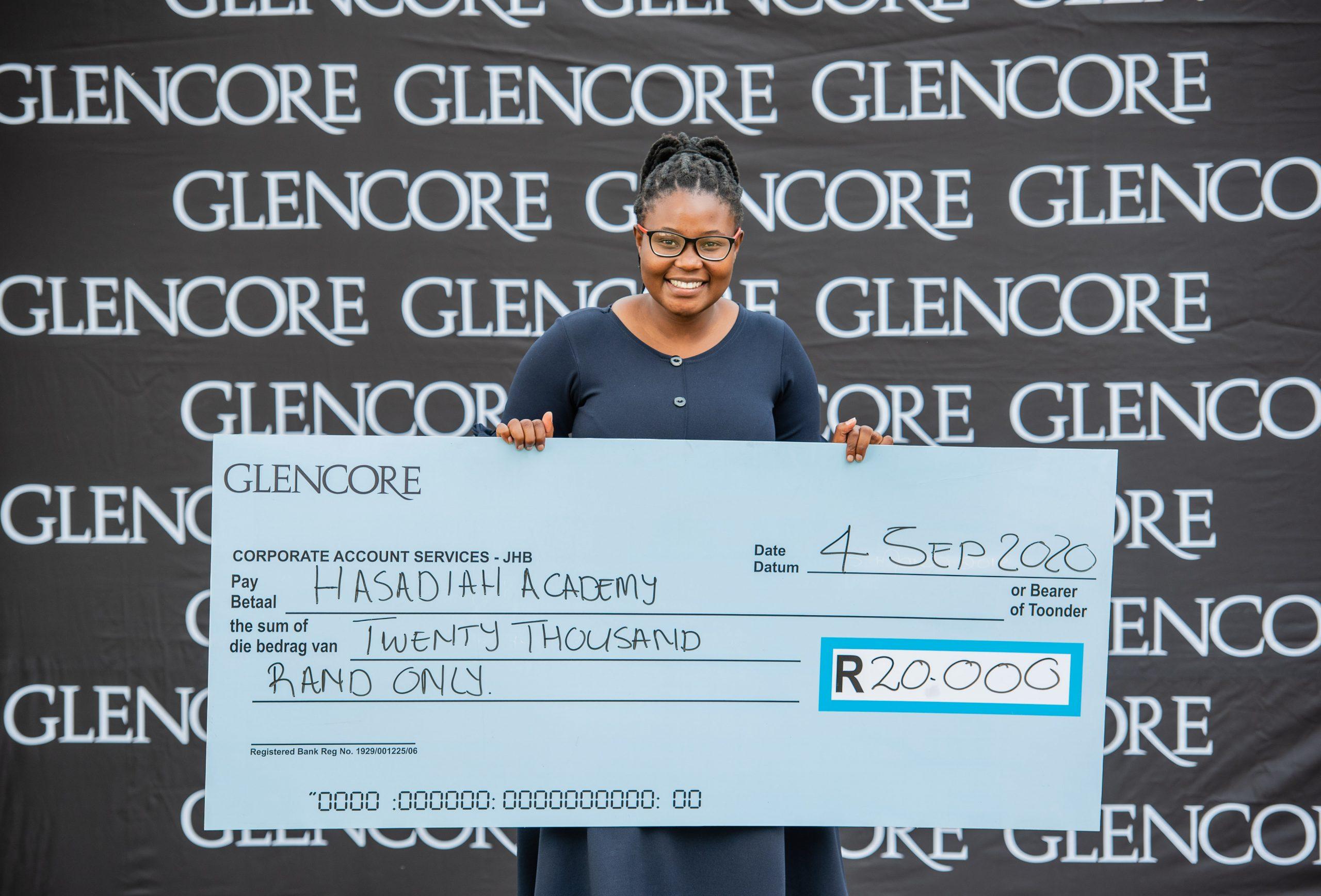 Ntokozo Maseko Wins Geloncore's Women's Month Competition