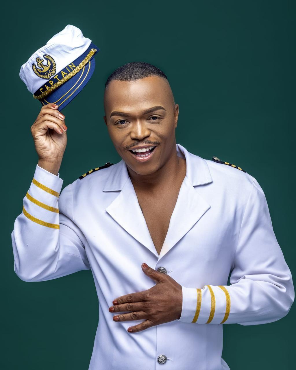 Somizi is the Tap Into Metro FM Cruise Captain